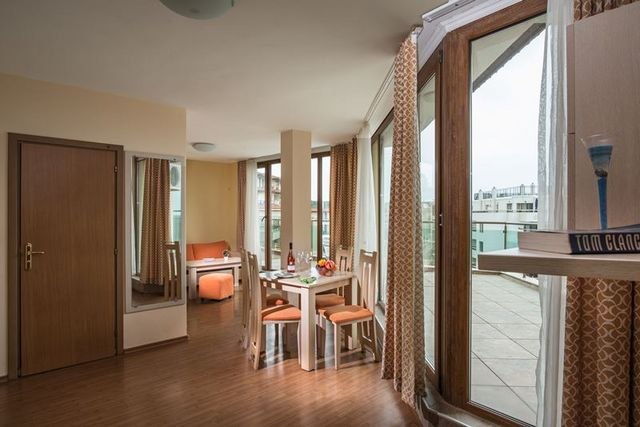 Prestige City II - appartamento con una camera da letto